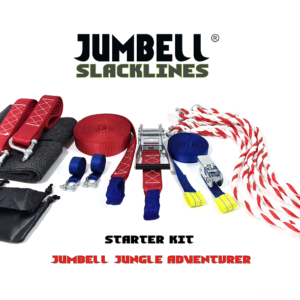 Jumbell STARTER kit buitenspeelgoed set