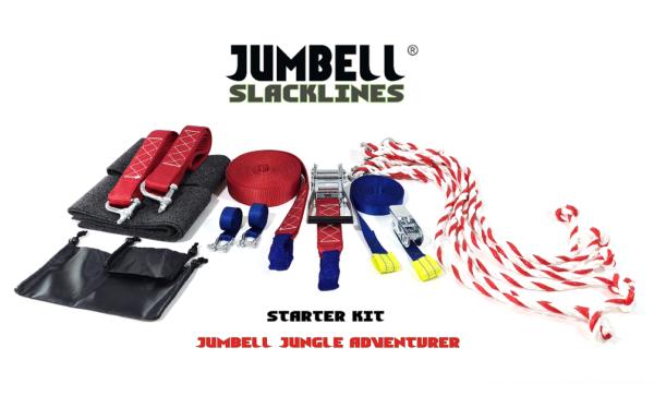 Jumbell STARTER kit buitenspeelgoed set